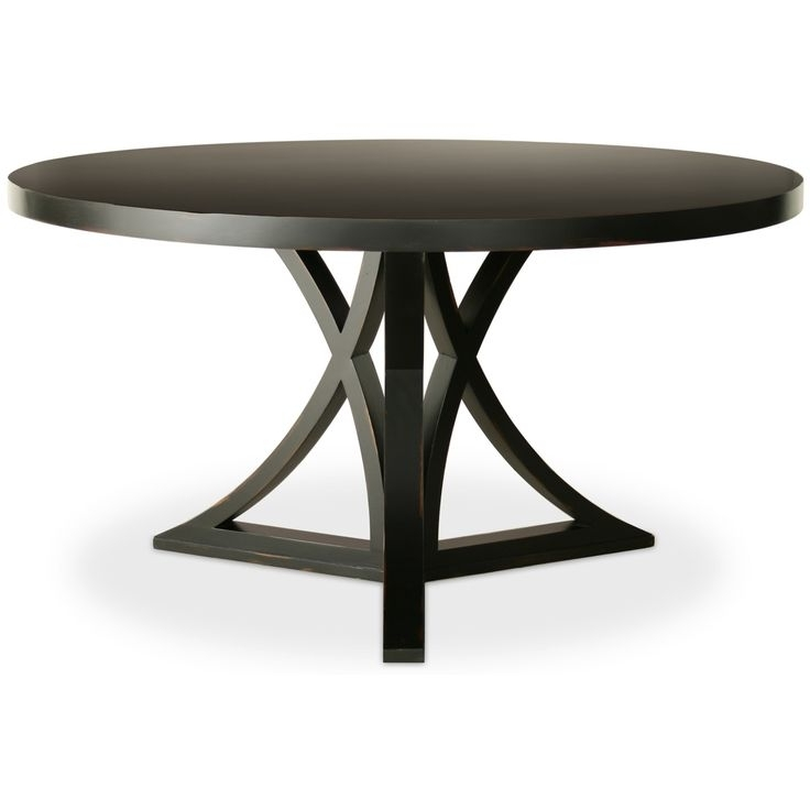 Round Dining Table 60 Inch – Thetastingroomnyc Regarding Newest Valencia 60 Inch Round Dining Tables (View 4 of 20)
