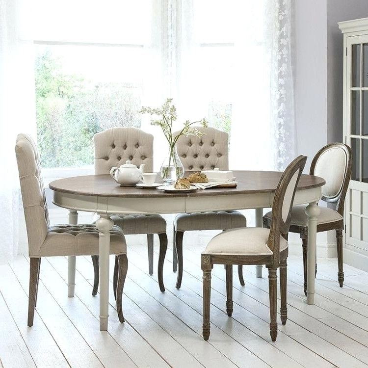 Round Dining Tables Extends To Oval Inside Latest Extendable Dining Room Table And Chairs Round Oval Extendable Dining (View 12 of 20)