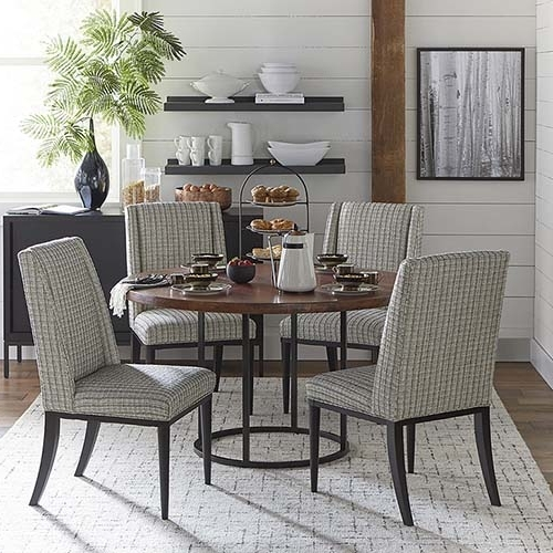 Round Dining Tables For Best And Newest Round Dining Tables (Gallery 10 of 20)