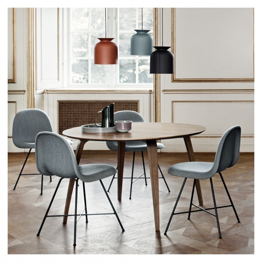Round Dining Tables Inside 2018 Gubi Round Dining Table – The Conran Shop (View 15 of 20)
