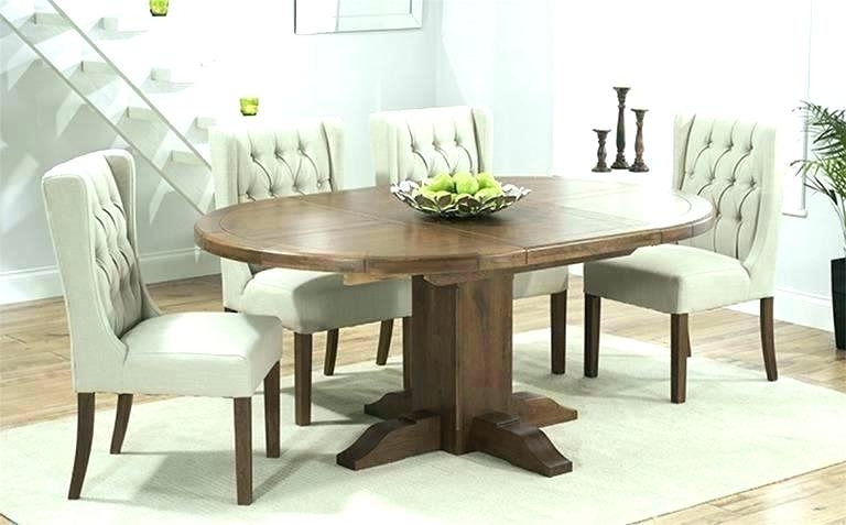 Round Extending Dining Table Round Extending Dining Dining Chairs Throughout Famous Round Extending Dining Tables Sets (View 20 of 20)