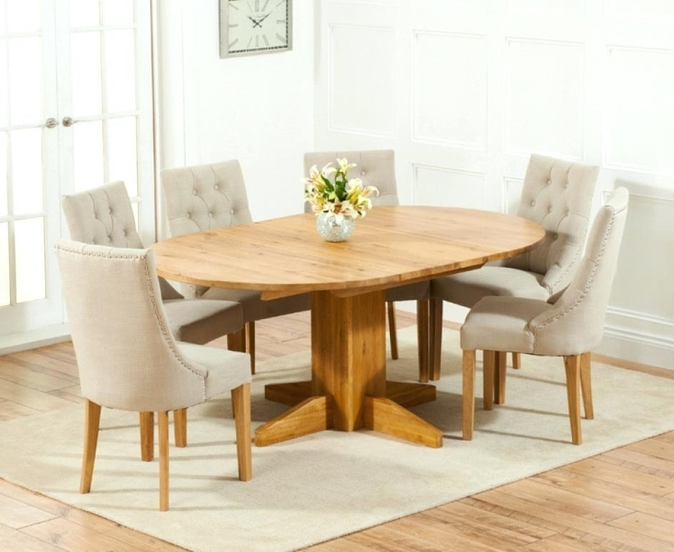 Round Extending Dining Tables Sets With Regard To Favorite Large Round Extending Dining Table Expanding How To Select (View 10 of 20)