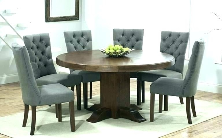 Round Glass Dining Tables With Oak Legs With Well Known Wooden Glass Top Dining Table Glass Top Wooden Dining Table Wooden (View 16 of 20)