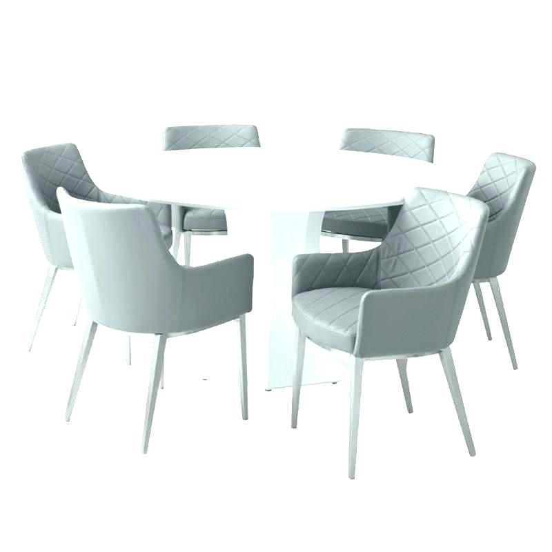 Round High Gloss Dining Tables Regarding Well Known Dining Table White Gloss Modern 4 Dining Table White Gloss Dining (View 14 of 20)