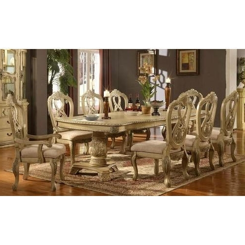 Royal Dining Tables With Widely Used Royal Dining Table Set, Dining Table Set – Shad Handicrafts (Gallery 1 of 20)