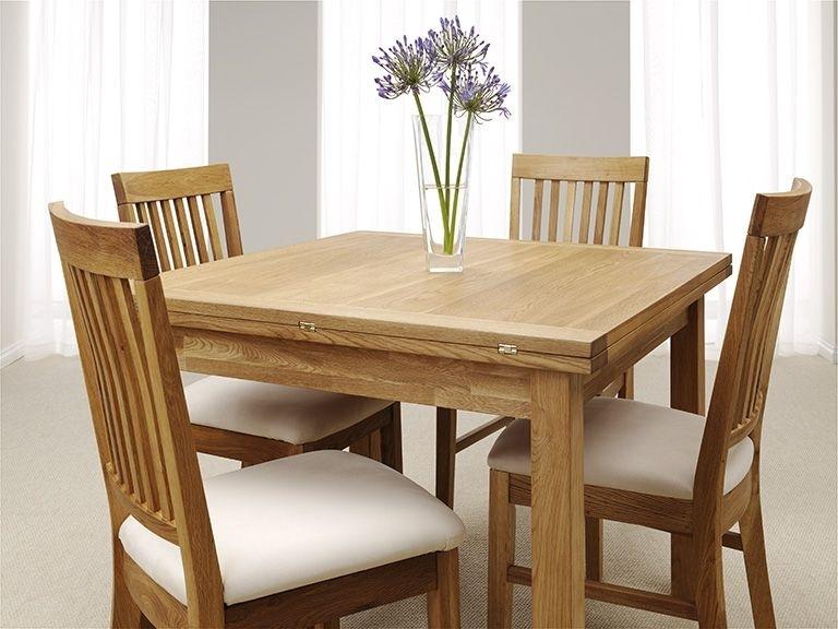 Royal Oak Flip Top Table (Gallery 3 of 20)