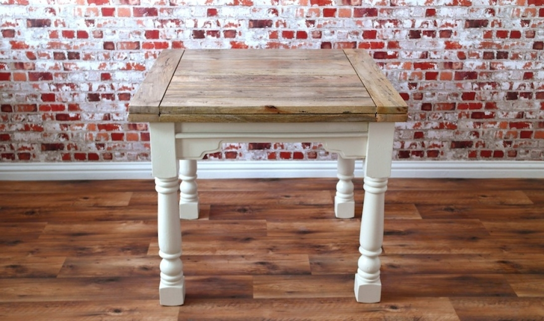 Rustic Farmhouse Range From Forget Me Knot Furniture Of Wiltshire For Recent Square Extendable Dining Tables And Chairs (View 18 of 20)