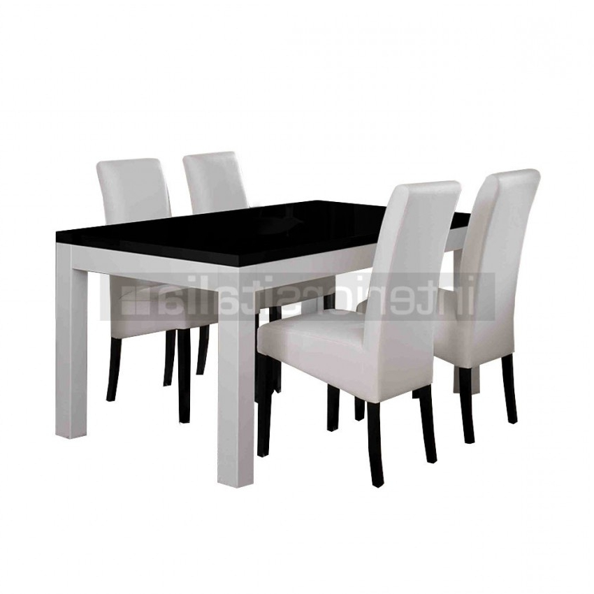 Sale Now On! Within Black High Gloss Dining Chairs (View 18 of 20)