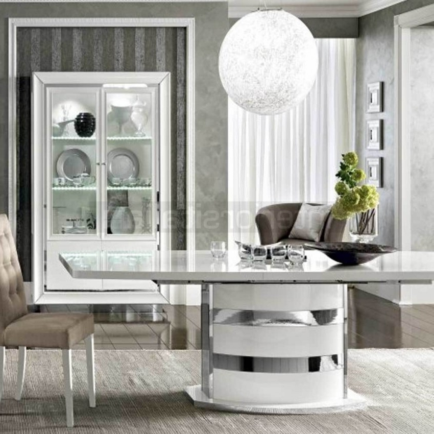Sale With Famous White High Gloss Dining Tables (View 13 of 20)
