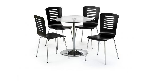 Scs Dining Tables Inside Popular Kudos Dining Table & 4 Chairs, Available At Scs #dining #style (Gallery 13 of 20)