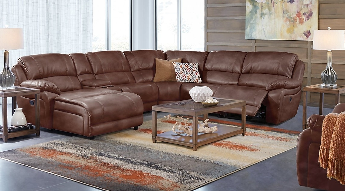 Sectional Couch With Recliner And Chaise – Implantologiabogota (View 12 of 15)