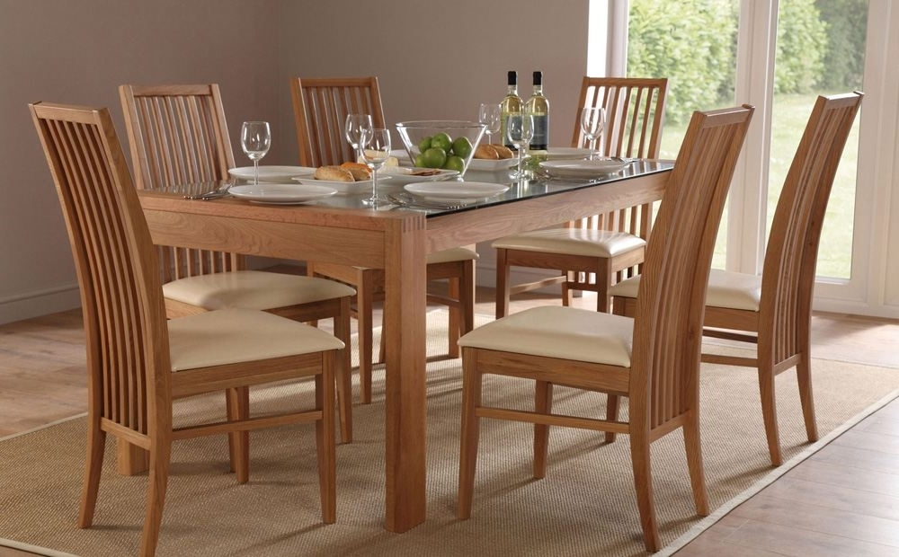 Selecting Designer Dining Table And Chair Set – Blogbeen Throughout Best And Newest Dining Tables Chairs (View 14 of 20)