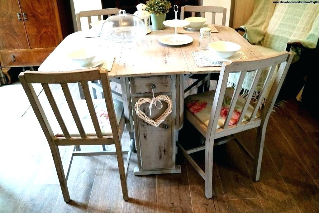 Shabby Chic Dining Room Sets Shabby Chic Dining Set Room Sets Inside 2017 Shabby Chic Dining Sets (Gallery 12 of 20)