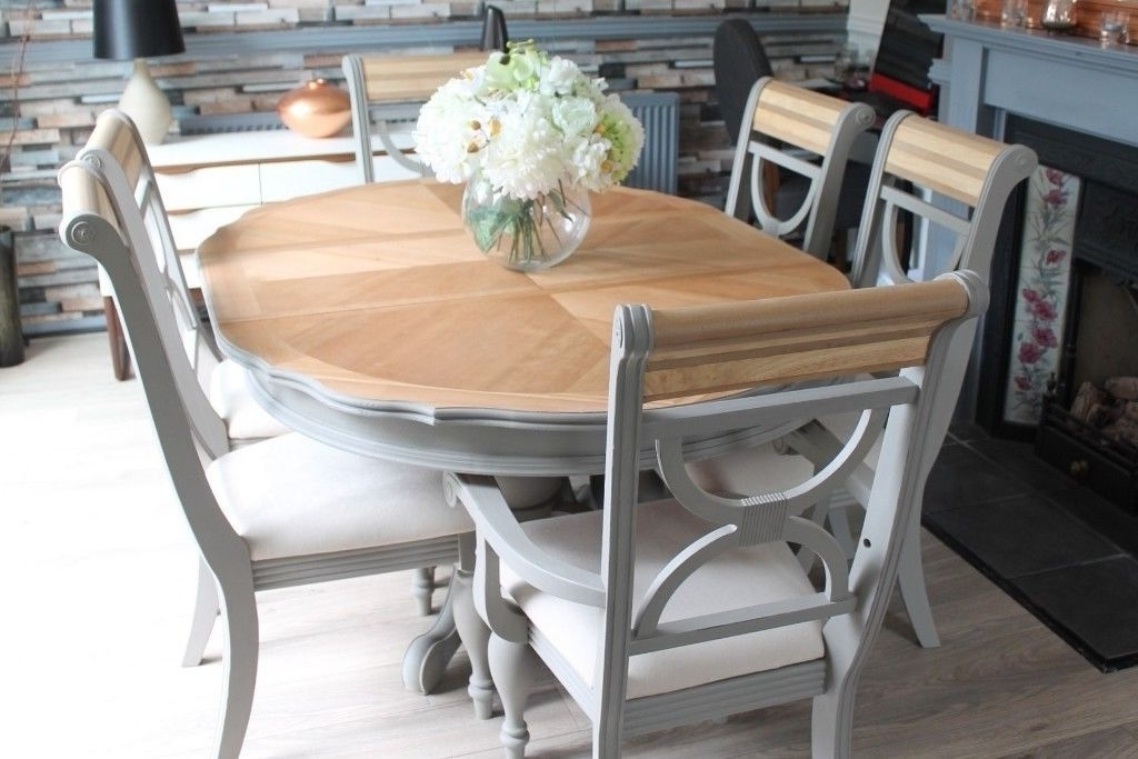 Shabby Chic Extending Dining Tables – Dining Tables Ideas Within Well Known Shabby Chic Extendable Dining Tables (View 3 of 20)