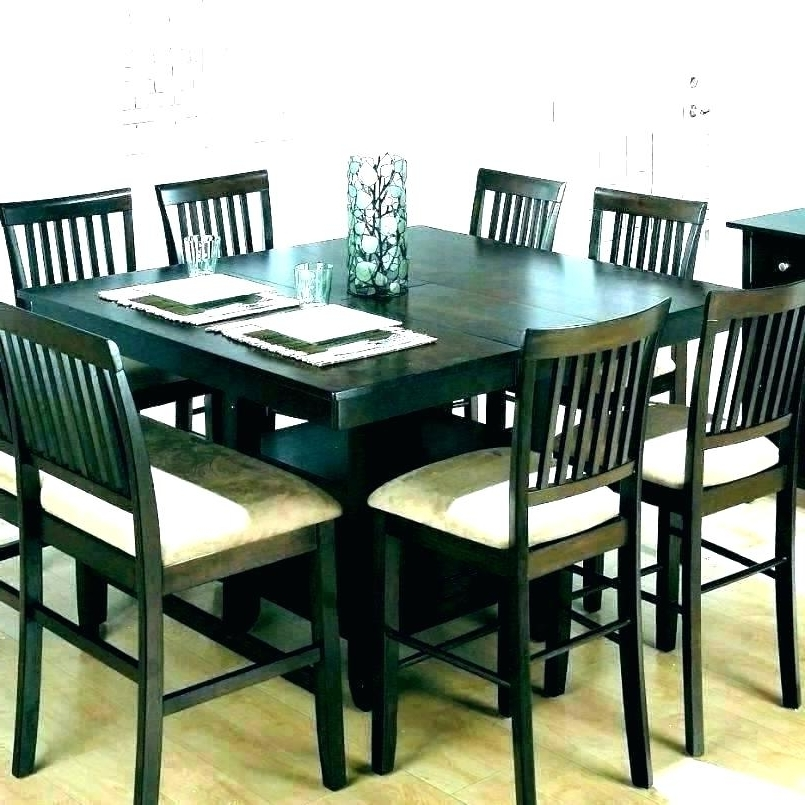 Sheesham Dining Tables 8 Chairs Throughout 2017 Round Dining Table 8 Chairs Round Table For 8 Chairs Round Table (View 11 of 20)