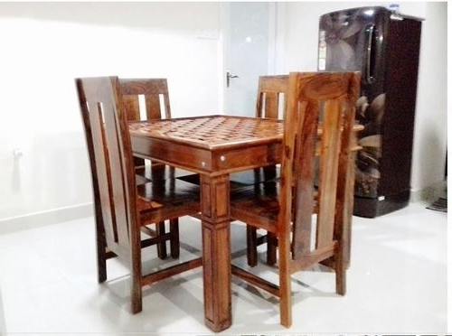 Sheesham Wood Dining Table At Rs 40000 /set – Sheesham Home With Regard To 2018 Sheesham Wood Dining Tables (View 19 of 20)