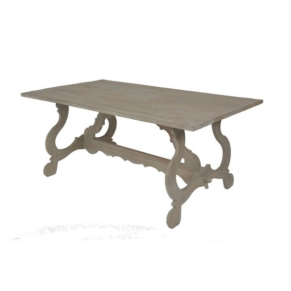 Shop Burnham Home Designs Isabella Dining Table – Free Shipping For Current Isabella Dining Tables (View 16 of 20)