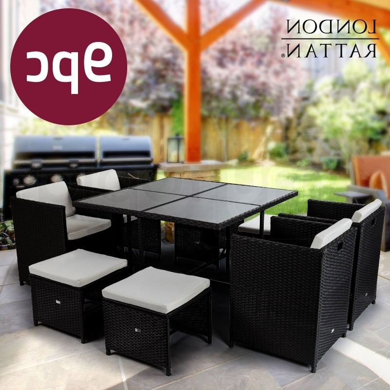 Shop Outdoor Dining Sets (View 18 of 20)