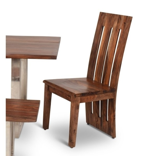 Shop Rania Sheesham Wood Dining Chairs (Set Of 2)Greyson Living Pertaining To 2018 Sheesham Dining Tables 8 Chairs (Gallery 10 of 20)