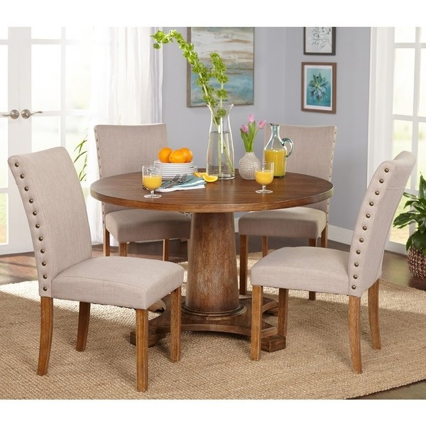 Shop Simple Living 5 Piece Atwood Dining Set – Free Shipping Today With Regard To Preferred Harper 5 Piece Counter Sets (Gallery 15 of 20)