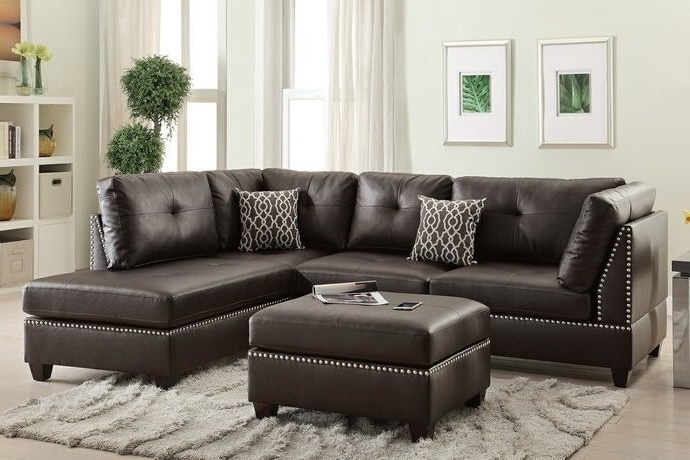 Sierra Down 3 Piece Sectionals With Laf Chaise Throughout Current Cindy Crawford Home Calvin Heights Indigo 2 Pc Sectional (View 13 of 15)