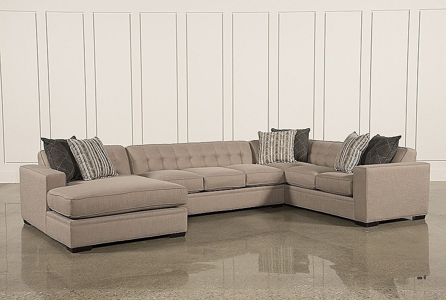 Sierra Down 3 Piece Sectionals With Laf Chaise With 2018 Living Spaces Sectional – Implantologiabogota (View 6 of 15)
