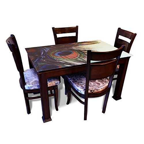 Small 4 Seater Dining Tables With Favorite Lovely Dining Table Set 4 Seater Img 2465 Clipped Rev 1 Bedroom (Gallery 13 of 20)