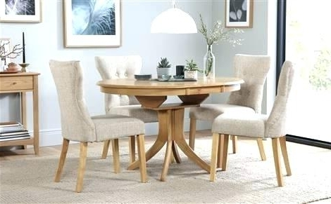 Small Dining Room Tables White Round Table And 4 Chairs Cheap Within Best And Newest Cheap Extendable Dining Tables (View 12 of 20)