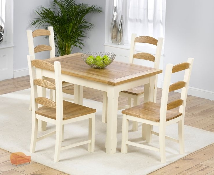 Small Dining Tables And Chairs In Popular Small Dining Table Chairs – Theradmommy (Gallery 5 of 20)