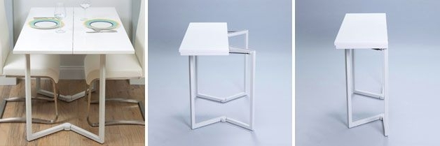 Featured Photo of Small Dining Tables For