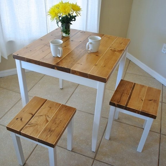 Small Dining Tables For 4 – Xuyuan Tables Regarding Favorite Small Dining Tables (View 11 of 20)