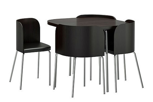 Small Dining Tables For Well Known Small Dining Tables For  (View 12 of 20)