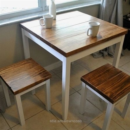 Featured Photo of Small Dining Tables