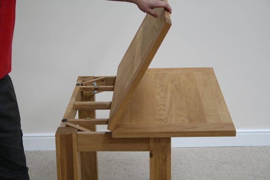 Small Extending Dining Table (View 10 of 20)