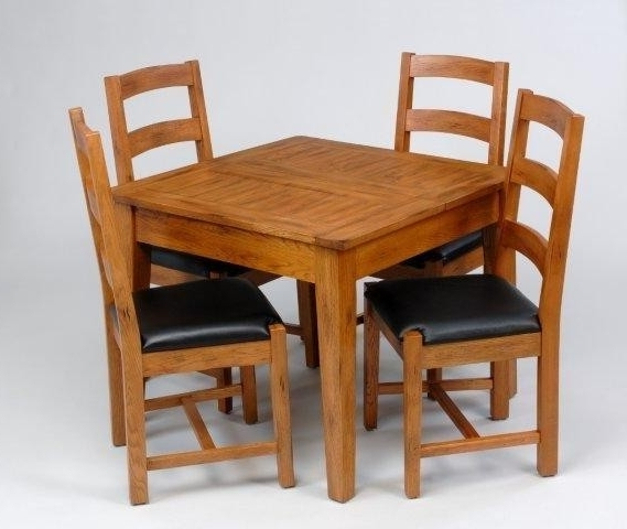 Small Extending Dining Tables And 4 Chairs Inside Famous Small Oak Dining Table And 4 Chairs Best Of Richmond Small Extending (View 7 of 20)