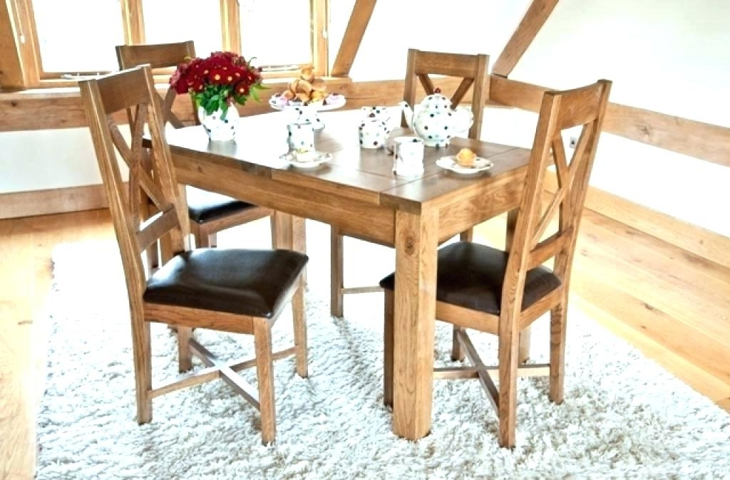 Small Extending Dining Tables And 4 Chairs Within Most Current Small Extendable Dining Tables And Chairs White Table Sets Marvelous (Gallery 12 of 20)