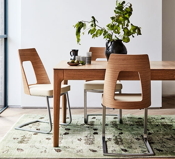 Small Extending Dining Tables With Regard To Famous Romana Small Extending Dining Table – Dining Tables – Ercol Furniture (View 11 of 20)