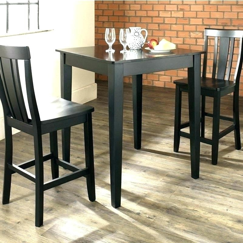 Small Kitchen Table With 2 Chairs Dining Tables For Two – Salthub (View 13 of 20)