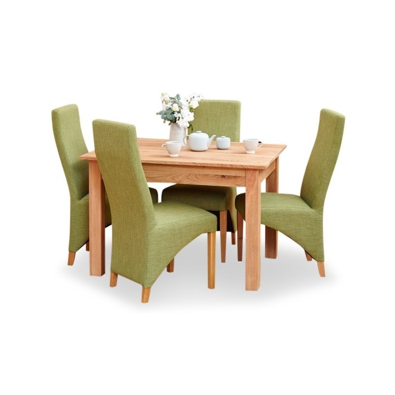 Small Oak Dining Table (View 12 of 20)
