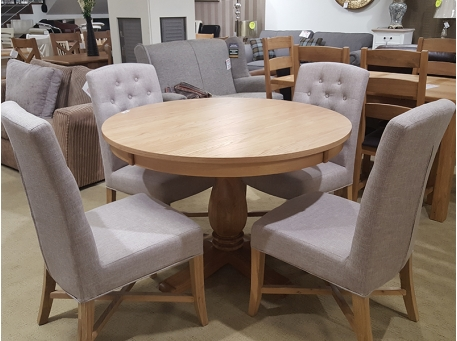 Small Oak Dining Tables Within Most Popular Dining Tables – Kitchen & Dining Furniture – Furniture (View 16 of 20)