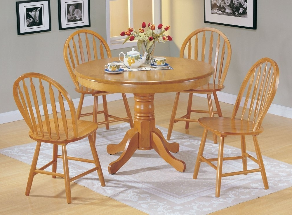 Small Round Black Dining Table And 4 Chairs Starrkingschool Black With Most Current Small Round Dining Table With 4 Chairs (View 10 of 20)