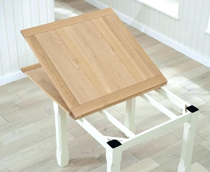 Small Square Extending Dining Tables Intended For Popular Square Oak Extending Dining Table – Tinvietkieu (View 15 of 20)