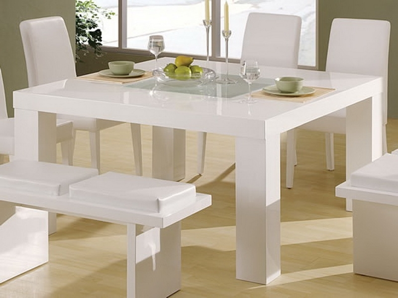 Small White Dining Tables With Preferred Small White Kitchen Table Credainatcon White Kitchen Table And (Gallery 18 of 20)
