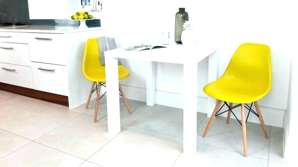 Small White Dining Tables Within Most Up To Date Compact Dining Set Table Small White Dining Set Small White Dining (Gallery 14 of 20)