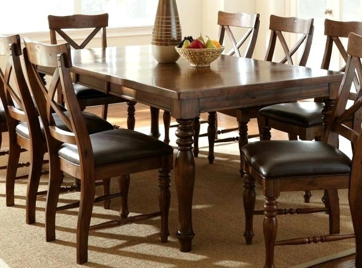 Special Concept 9 Pc Dining Room Set – Bestlighting.gq With Favorite Norwood 9 Piece Rectangular Extension Dining Sets With Uph Side Chairs (Gallery 14 of 20)
