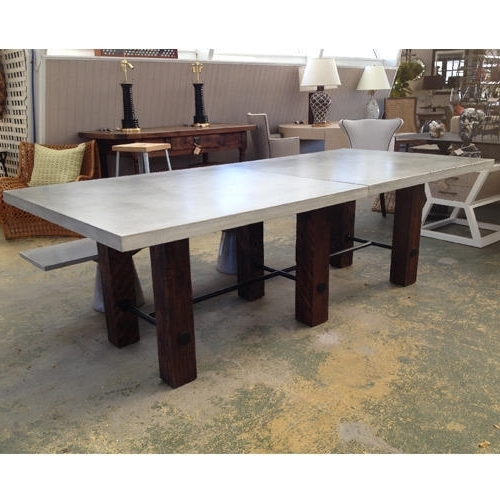 Stone Top Dining Table At Rs 20000 /piece (Gallery 3 of 20)