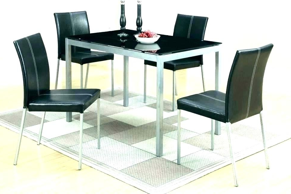 Table With 2 Chairs 2 Dining Table And Chairs Stunning Modern Round Intended For 2018 Dining Tables And 2 Chairs (View 18 of 20)