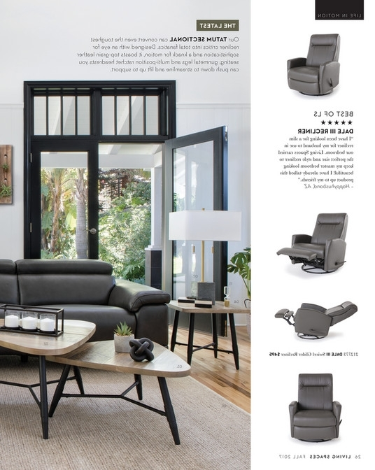 Tatum Dark Grey 2 Piece Sectionals With Raf Chaise In Most Popular Living Spaces – Fall 2017 – Tatum Dark Grey 2 Piece Sectional W/raf (View 3 of 15)