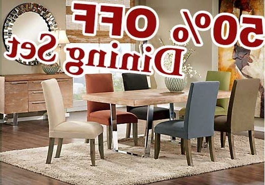 The Cindy Crawford Home San Francisco Ash 5 Pc Dining Table Set With For Fashionable Crawford 7 Piece Rectangle Dining Sets (View 7 of 20)