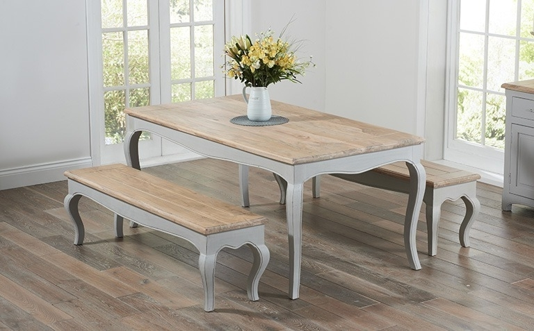 The Throughout 2017 Painted Dining Tables (View 18 of 20)